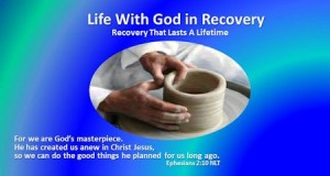 4Life With God In Recovery